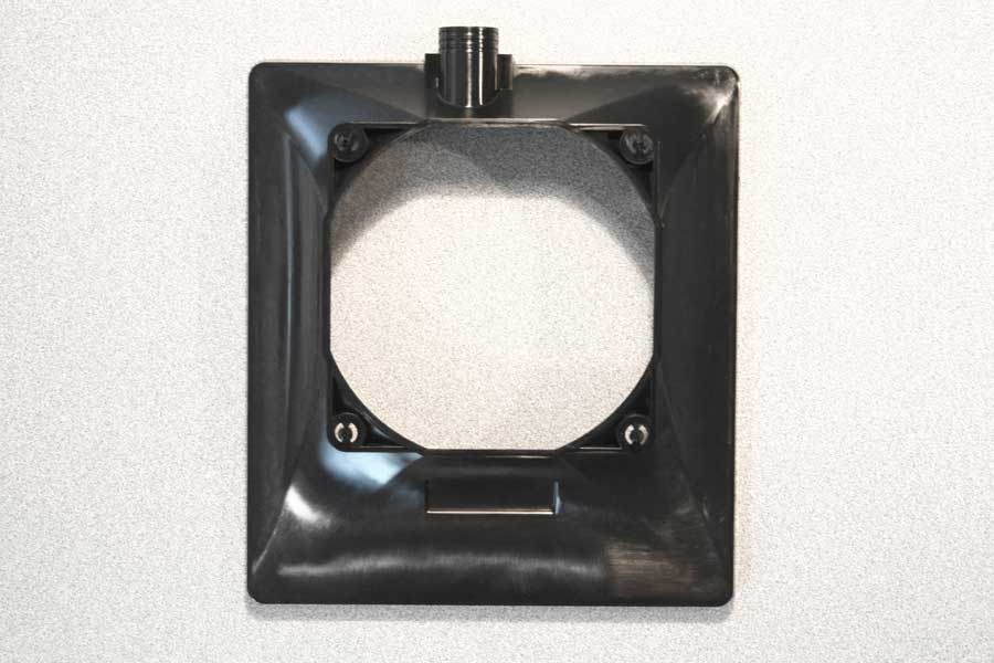 custom injection molded part